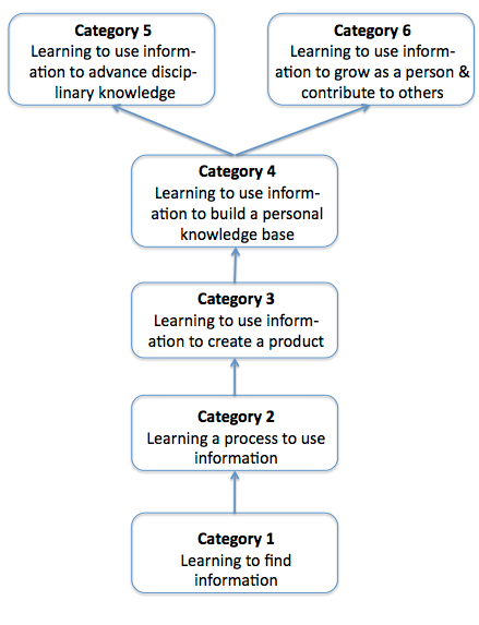 Information literacy review essay examples